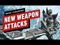 Monster Hunter World: Iceborne - How to Do Every New Weapon Attack