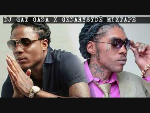 DJ GAT PRESENT GAZA X GENAHSYDE DANCEHALL MIX [RAW VERSION] JUNE 2017 1876899-5643