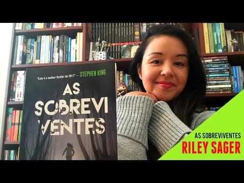 As sobreviventes, Riley Sager