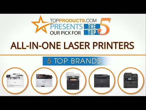 Best All-In-One Laser Printer Reviews 2017 – How to Choose the Best All-In-One Laser Printer