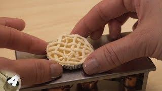 MiniFood 食べれるミニチュア アップルパイ