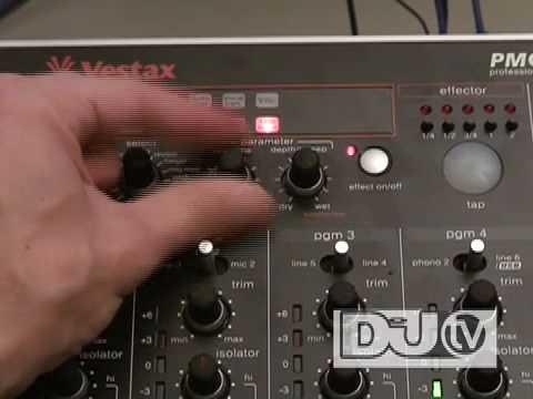 DJmag Vestax PMC 280 DJ Mixer Review