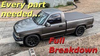 How I Built My Cammed 2002 Silverado