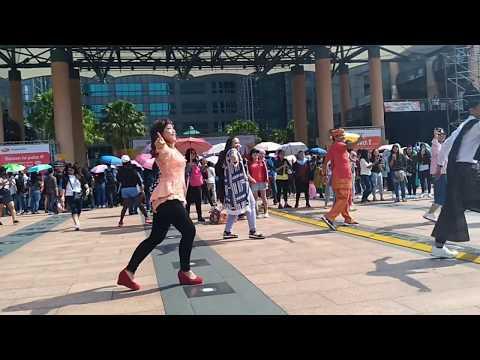 TKI Taiwan Meraih Bintang Via Vallen (Flasmob)  #asiangames #songs #meraihbintang