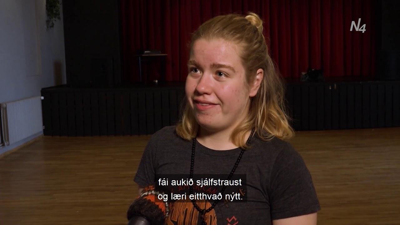 Yngri kynslóðin: seinni hlutiThumbnail not found