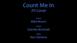 Count Me In 311 Cover
