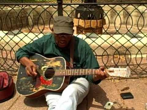 "Baltimore street performer original song  ""ALL MY LIFE"""