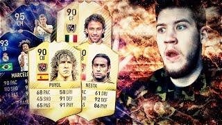 3 TOTY + 3 ЛЕГЕНДЫ   FIFA 17