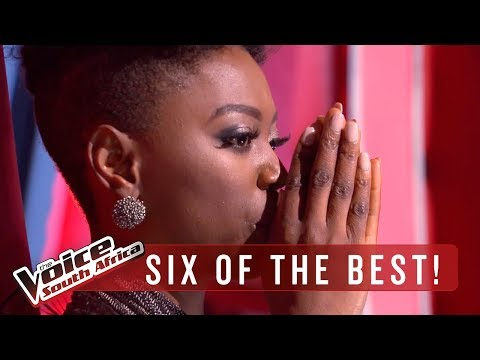 Six of the best! | The Voice SA | M-Net
