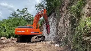 Box/Silence Type Top Type Side Type Hydraulic Breaker Rock Hammer for Excavator Backhoe Loader youtube video