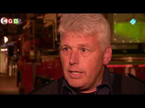 Brandweer Winschoten oefent met hoogwerker voor beter afhijsen - RTV GO! Omroep Gemeente Oldambt