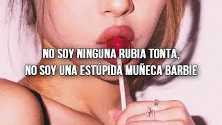 Avril Lavigne - Dumb Blonde ft. Nicki Minaj (Sub. Español)
