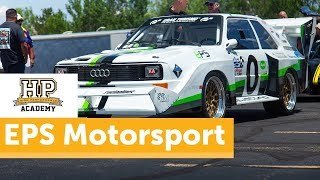 HP Academy takes a good look around the Pikes Peak Audi