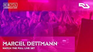 MARCEL DETTMANN | Live Set At DGTL Amsterdam 2019   Gain By RA Stage