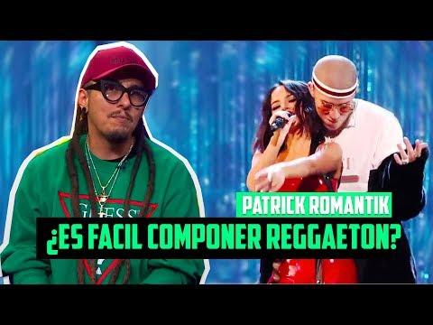 PATRICK ROMANTIK: ¿Es fácil COMPONER REGGAETON? | Moloko Podcast