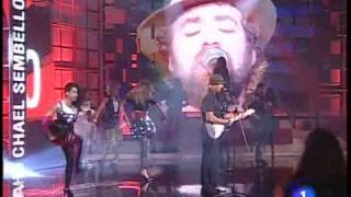 MICHAEL SEMBELLO - Maniac (LIVE)
