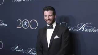 Quotes From The Blue Carpet | Brooks Brothers Bicentennial Gala