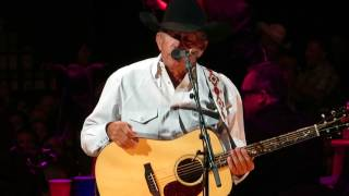 George Strait - If You Ain't Lovin' (You Ain't Livin')/2017/Las Vegas, NV/T-Mobile Arena
