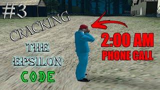 GTA San Andreas - The Truth About The Epsilon Program: The Phone Call