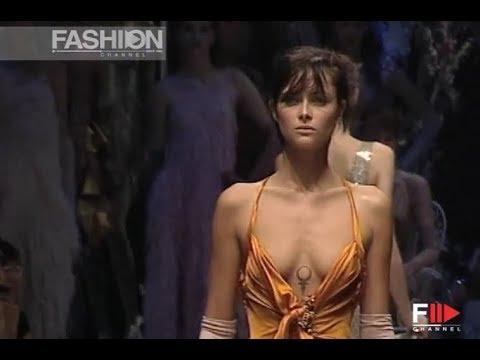 ANNA MOLINARI Spring Summer 2006 Milan - Fashion Channel