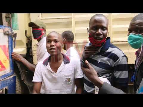 Police cracks down on city traders