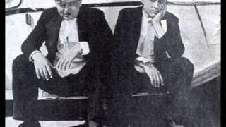 Ježek, Voskovec, Werich - David a Goliáš