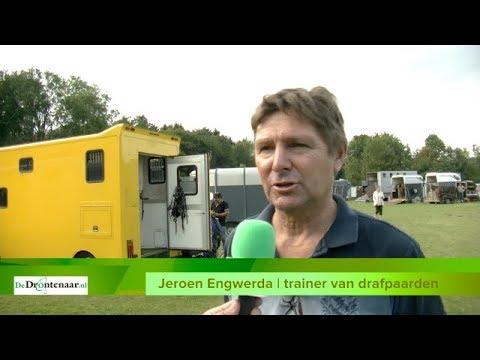 VIDEO | Jeroen Engwerda wil ooit de Prix d'Amérique in Parijs winnen
