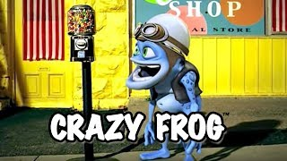 YouTube video E-card Music video by Crazy Frog performing Crazy Frog In The House C 2006 M1 Recordings SIA