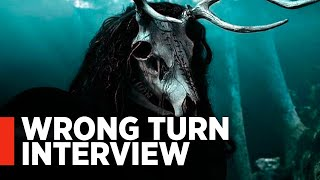 WRONG TURN (2021) -  Director Mike P. Nelson Interview [Exclusive] by MovieWeb