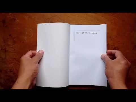 A Maquina do Tempo - H.  G.  Wells