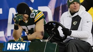 Report: Packers WR Jordy Nelson Has Two Fractured Ribs