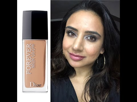 Forever 24h Wear High Perfection Skin Caring Matte Foundation by Dior #3