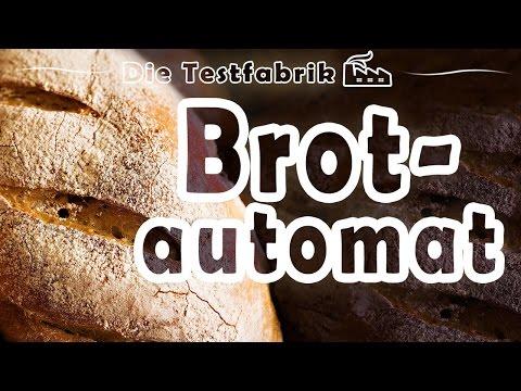 🍞 Brotbackautomat / Brotbackmaschine Test – 🏆 Top 3 Brotbackautomat / Brotbackmaschine im Test