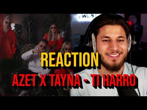 "Yavi Tv reagiert auf ""AZET x TAYNA - TI HARRO"
