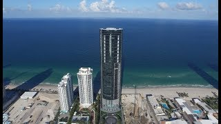 Porsche Design Tower, Million Dollar Listing Miami - Chad Carroll Group