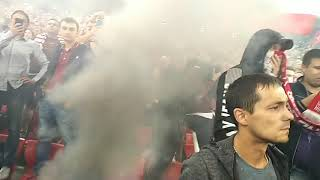 Спартак Москва - цска Москва 2-1, обзор с трибун , дерби всея Руси