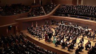 Filarmônica na Abertura da Sala Minas Gerais - A Segunda de Mahler