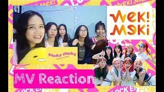 Weki Meki (위키미키) - Picky Picky MV Reaction By COLETTE | Indonesia