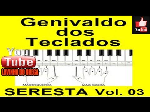 Genivaldo Dos Teclados vol.3 Cd Completo