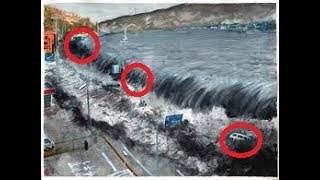 Top 5 Biggest Tsunami Caught On Camera