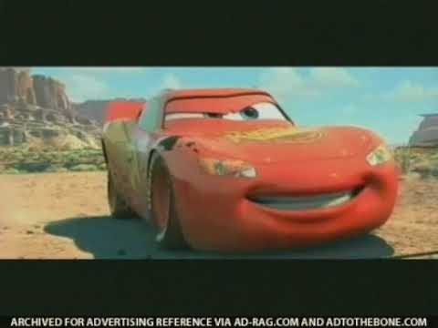 Click It Or Ticket Disney Pixar's Cars Commerical 2006