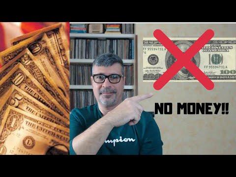 Non guadagnare nulla investendo denaro