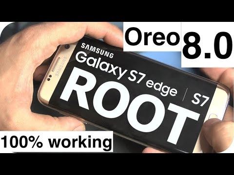 How to Easily Root Samsung Galaxy S7 Edge SM-G935U Android 8 0 Oreo