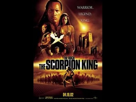 THE SCORPION KING 1  (SOUNDTRACK)  (FULL ALBUM)