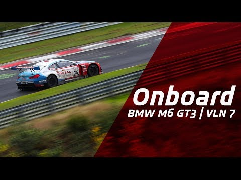 BMW M6 tackles the Nordschleife | Nurburgring Onboard
