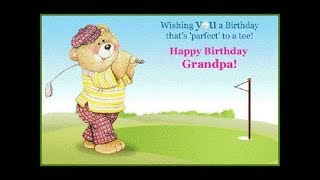 Birthday Wishes For Grandpa  - Birthday Quotes, Messages, SMS, Greetings And Saying