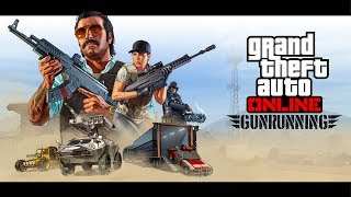 Watch the GTA Online: Gunrunning Trailer