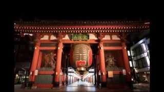 TokyotourismJapan1分で分かる東京観光