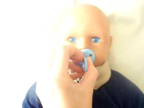Smoby  Puppe Theo