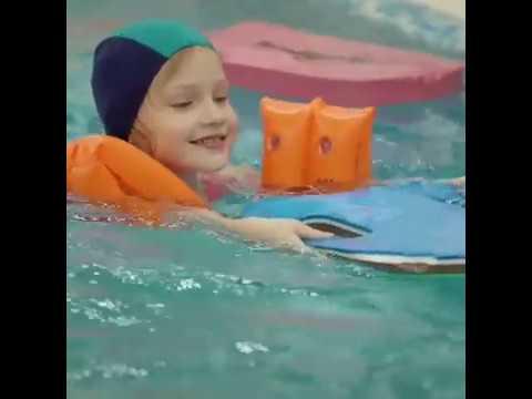 Детская школа плавания в Краснодаре